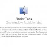 FinderTabs