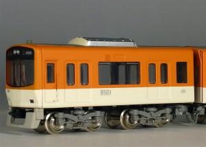 先頭車(Tc)9501形