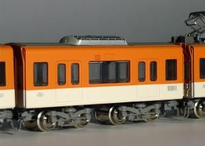 中間車(M')9301形