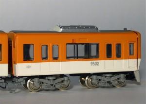 先頭車(Tc)9502形