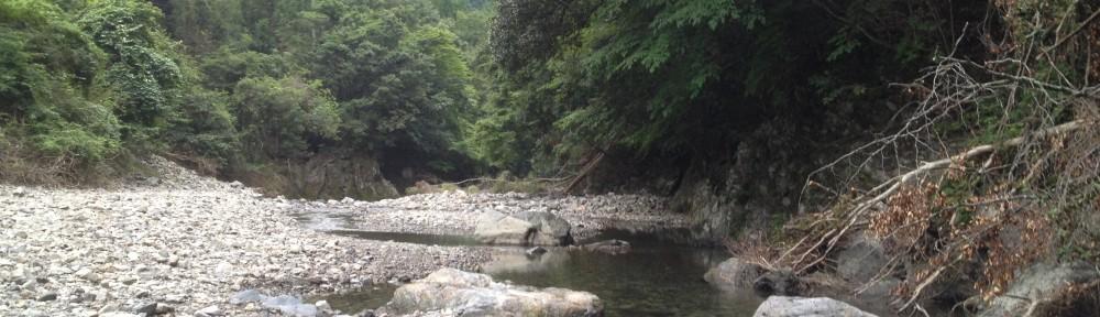 【第3回】雨に打たれながら、山奥の川縁で海の幸を食べましたよ!【ガチキャンプ】