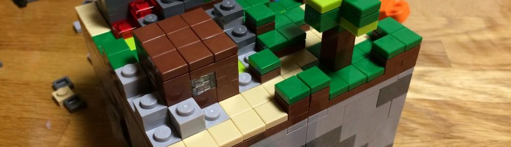 【マイクラ】 Minecraft の LEGO を買ってしまったので、その開封レポート&レビューを…しましょう。【レゴ】
